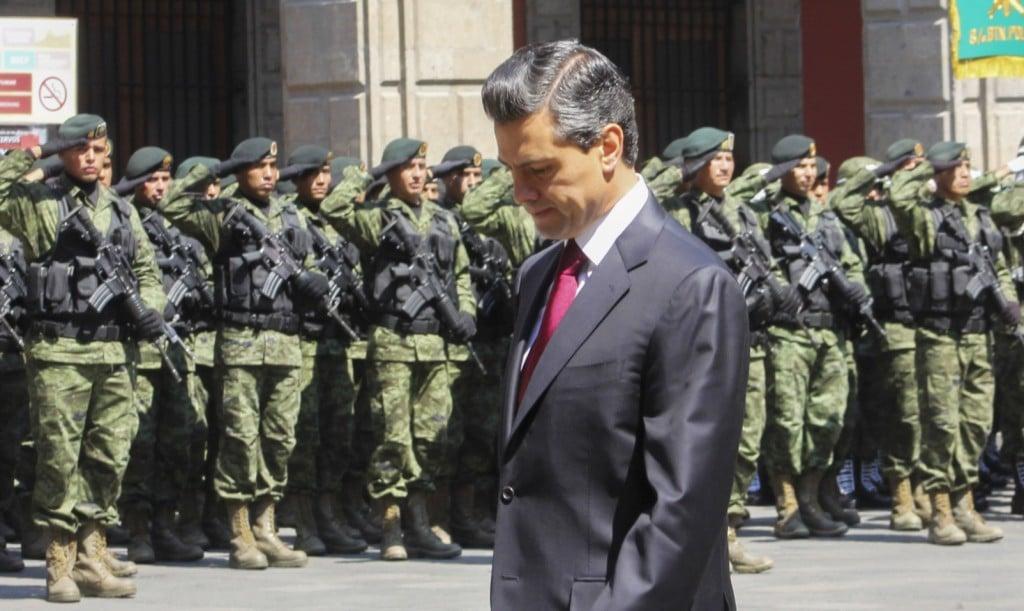 A la mitad de su gestión, el gobierno de Enrique Peña Nieto se enfrenta a dos cárteles dominantes y a otras siete organizaciones criminales con capacidad de cometer delitos de alto impacto. / Foto: Cuartoscuro.